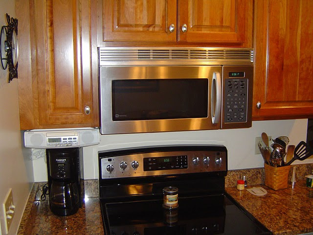 kitchen appliances: Stainless Steel Kitchen Appliances