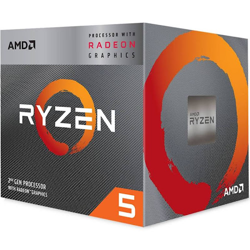 AMD Ryzen 5 3600X 3.8 GHz 6-Core Processor - 3 MB - Socket AM4 - Retail