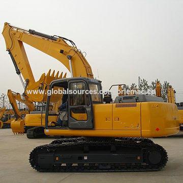 21.5-ton Crawler Excavator