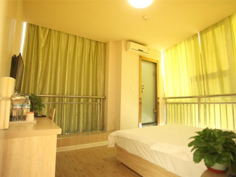 Shell Jinan Changqing District Changqing College Town Hotel Reviews