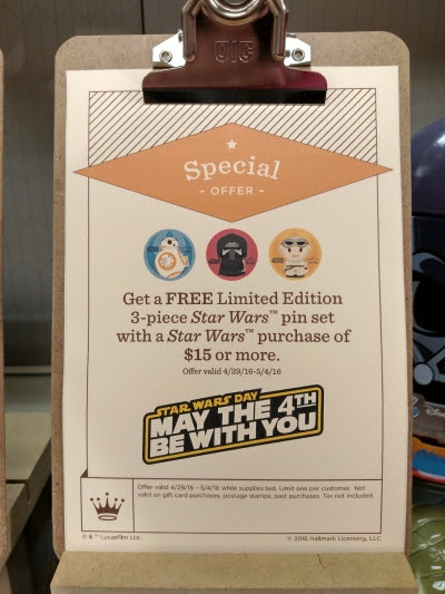 Hallmark Celebrates May 4th With New Itty Bitty Merchandise | Anakin and His Angel