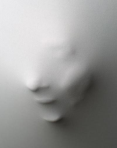 Veiled face