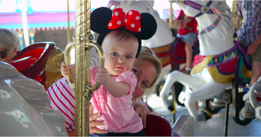 Taking an Infant to Disney | POPSUGAR Moms