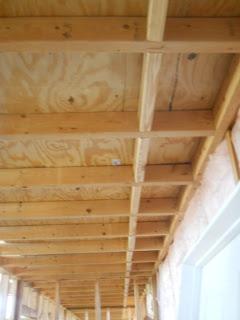 Closet Ceiling Blocks