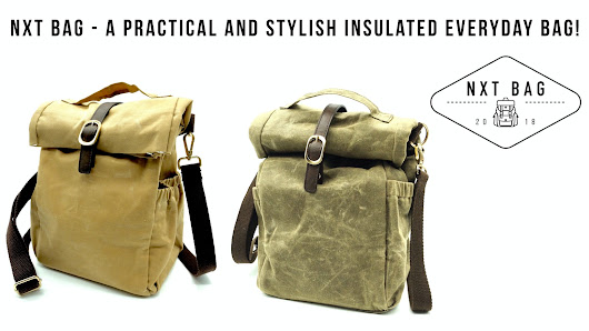 NXT Bag - A practical and stylish insulated everyday bag!