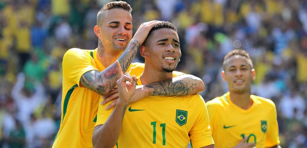 Brasil x Honduras resultado futebol masculino Olimpíadas Rio 2016