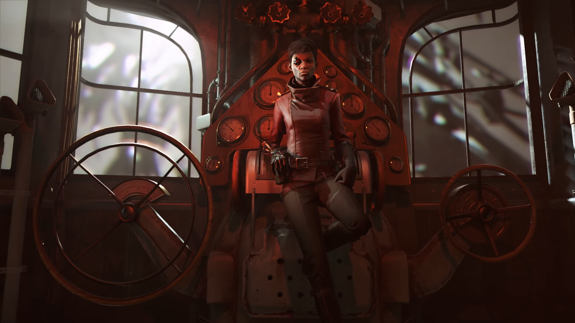 Dishonored: Death of the Outsider asks players to kill a god screenshot