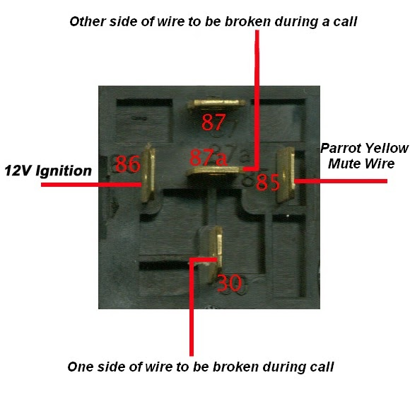 El Falcon Power Antenna Wiring Diagram