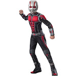 Ant Man Deluxe Child Costume - Large