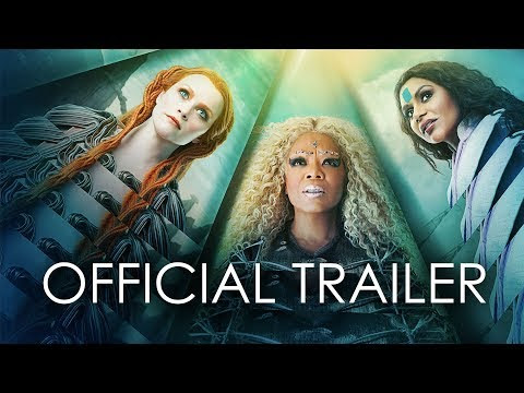 "Trailer for ""A Wrinkle In Time"" with Oprah Winfrey"