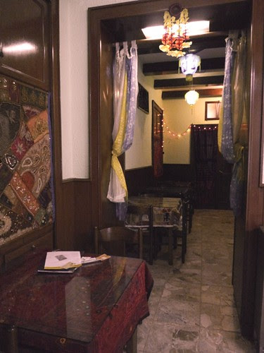 lampadari indiani : varie ed eventuali: Kashmire gastronomia indiana a San Salvario