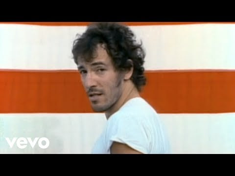 BRUCE SPRINGSTEEN- Born in the USA