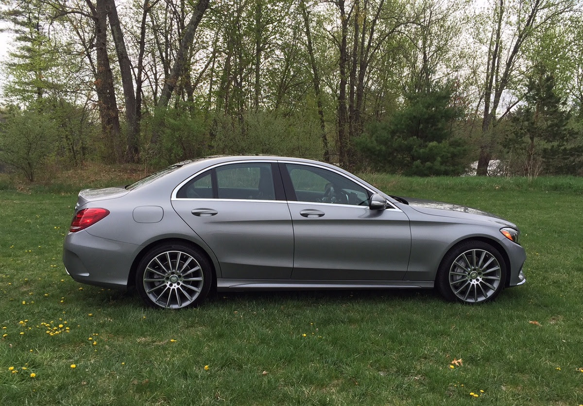 2015 Mercedes-Benz C300: Luxury and Performance in a Well ...