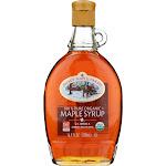 Shady Maple Farms: Organic Grade A Dark Amber Maple Syrup, 16.9 Oz