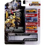 Jada Toys Nano Hollywood Rides Series 1 Transformers 3 Pack Set