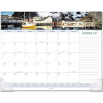 At-A-Glance Seascape Panoramic Desk Pad -