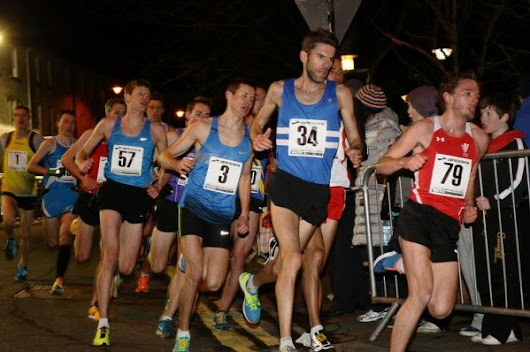 Brooks International Road Race in Armagh 2015