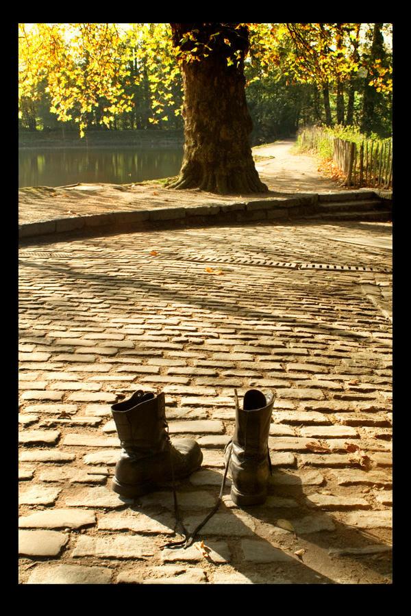 Barefoot part one - thomas-darktrack, DeviantArt