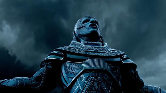 אקס-מן: אפוקליפס - הטריילר החדש של הסרט שוחרר