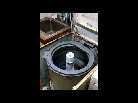 Wally Amp Sue Man Versus Machine Amana Speed Queen Washing