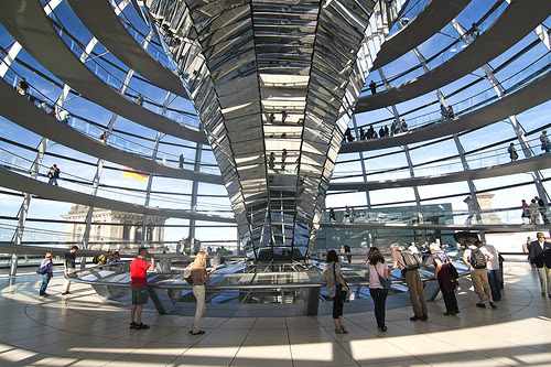Reichstag, Berlin, Germany, by jmhdezhdez.com