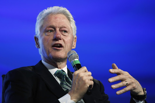 Bill Clinton 'Dumbfounded' by Hillary Brain Damage Talk