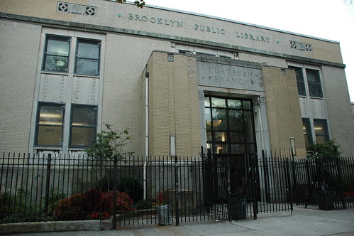 Flatbush Branch, Brooklyn Public Library