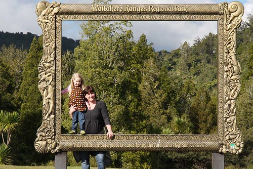 Auckland City Walk, Waitakere Ranges