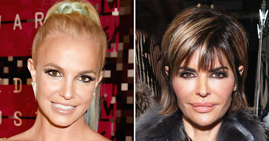 How Britney Spears and Lisa Rinna Maintain Such Radiant Skin