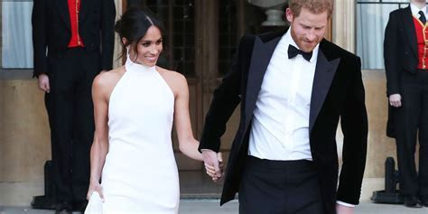 Holy Sh*t Meghan Markle's Second Wedding Dress Is So Hot
