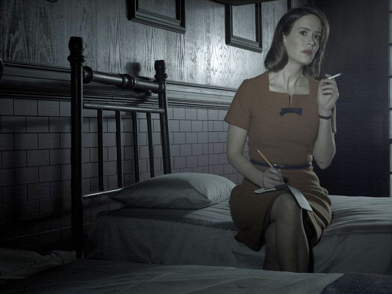 Lana Winters, AHS: Asylum