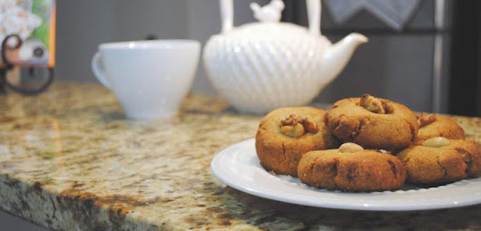 Homemade Peanut Butter Cookies Recipe