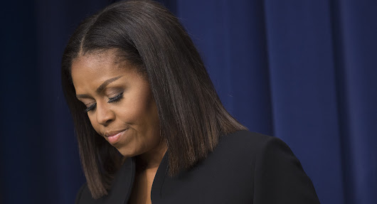 Michelle Obama: 'We're feeling what not having hope feels like'