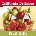 California Delicious-Fruit Gift Baskets