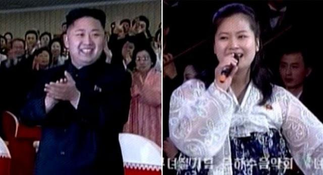 Ο ηγέτης της Β. Κορέας εκτέλεσε δημόσια με πολυβόλο την ερωμένη του !