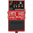 Boss RC-3 Loop Station Guitar Effects Processor