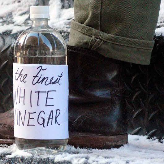 The Secret To Salt-Free Boots Is In Your... Kitchen?