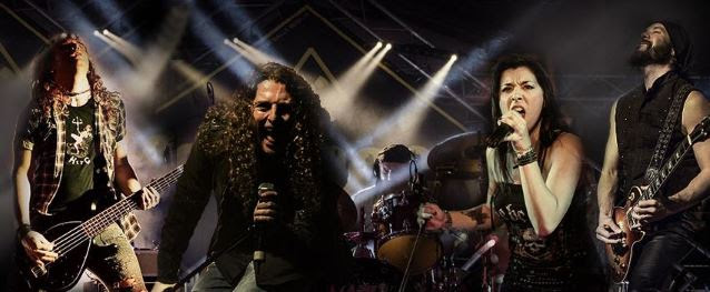 ETERNAL IDOL Feat. ANGRA/Ex-RHAPSODY OF FIRE Singer FABIO LIONE: 'Awake In Orion' Video Released