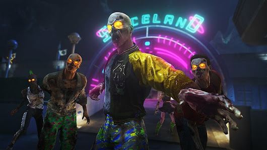 Koop-Modus für Call of Duty: Infinite Warfare vorgestellt - Zombies in Spaceland