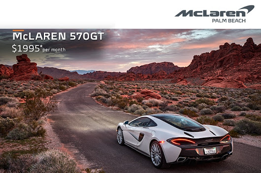 McLaren Palm Beach | New McLaren dealership in West Palm Beach, FL 33401