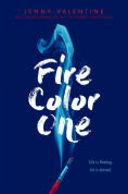Title: Fire Color One, Author: Jenny Valentine