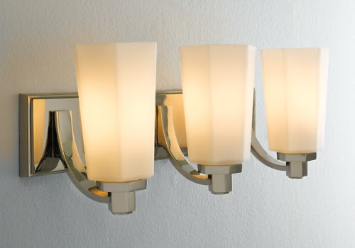 Using Bathroom Light Fixtures To Properly Light A Bathroom