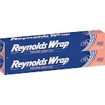 Reynolds Wrap Aluminum Foil, 12 in x 250 ft, 2-count