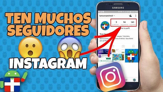 Conoce este increíble método para ganar seguidores reales en Instagram