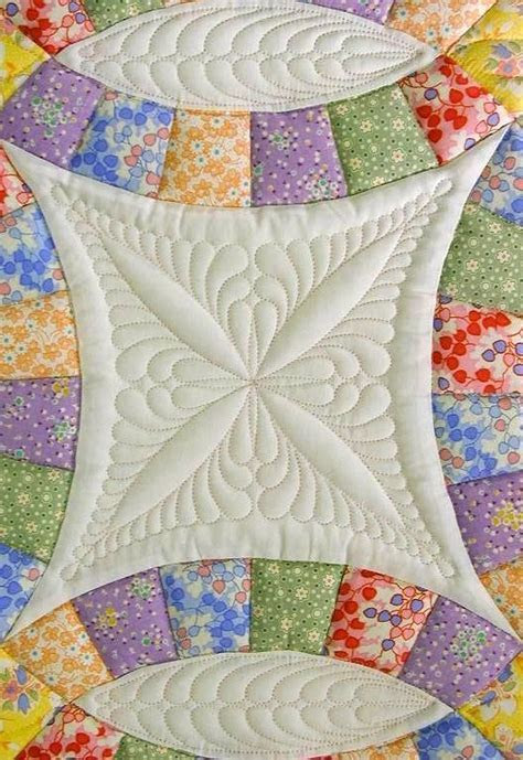 123 best images about Double Wedding Ring quilts on