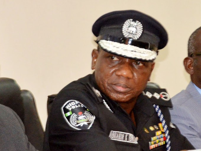 EXCLUSIVE: Ex-Nigeria's Police IG, Idris, Linked To N250million Unapproved Contracts At Police Academy