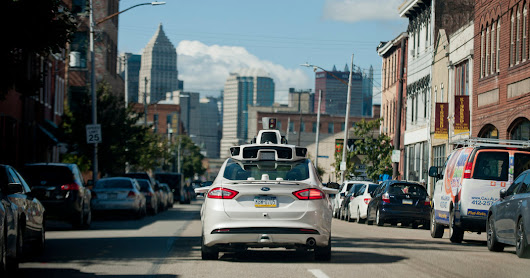 Google Self-Driving Car Unit Accuses Uber of Using Stolen Technology