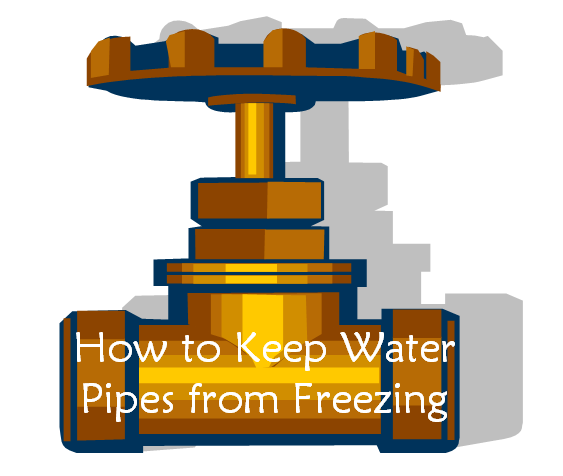 Condo Blues How To Keep Water Pipes From Freezing