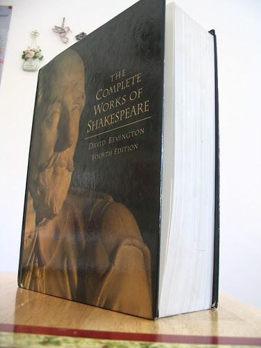 Bevington Shakespeare, 4th ed