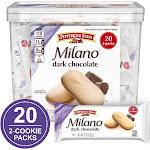 Pepperidge Farm Milano Dark Chocolate Cookies - 20ct